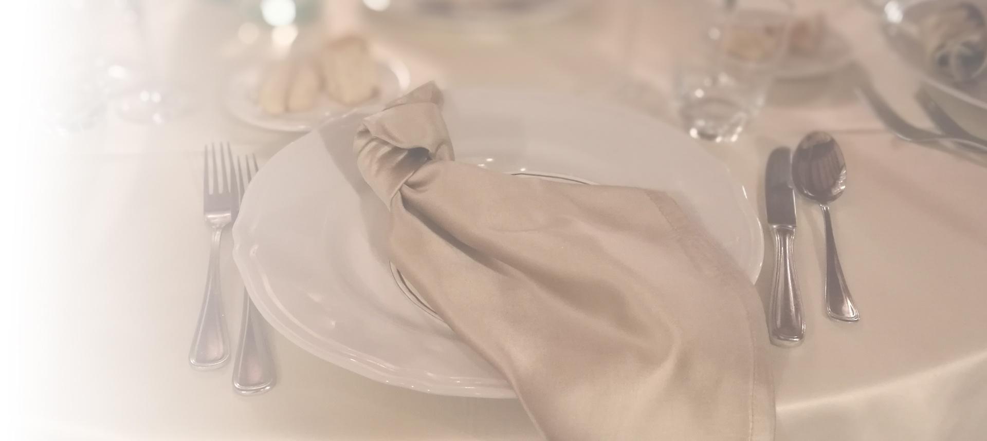 Biancheria ristorazione Modena